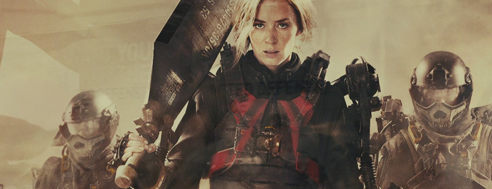 Edge of Tomorrow Blu-Ray Screen Captures
