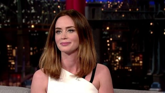 Emily Blunt: I Saved Meryl Streep's Life During 'Into the Woods' Shoot