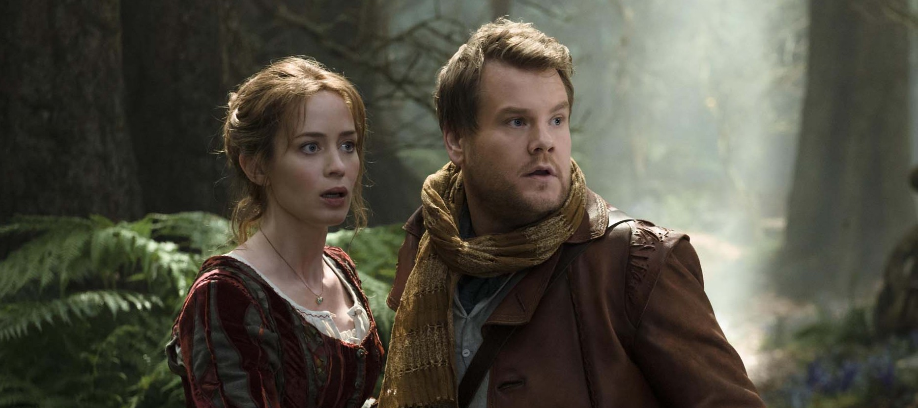 'Into the Woods': Emily Blunt on Singing for Stephen Sondheim