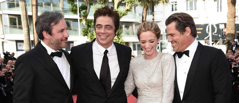 Cannes Film Festival – Sicario Premiere