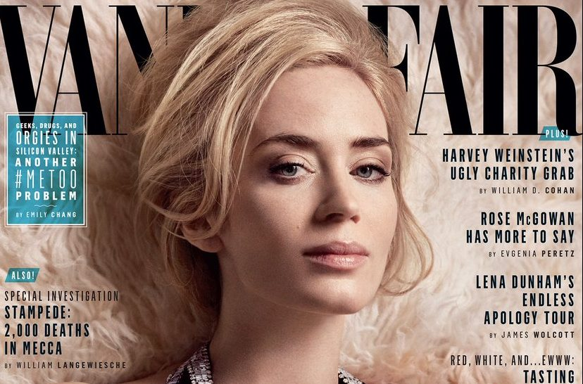 "Emily Covers ""Vanity Fair"""