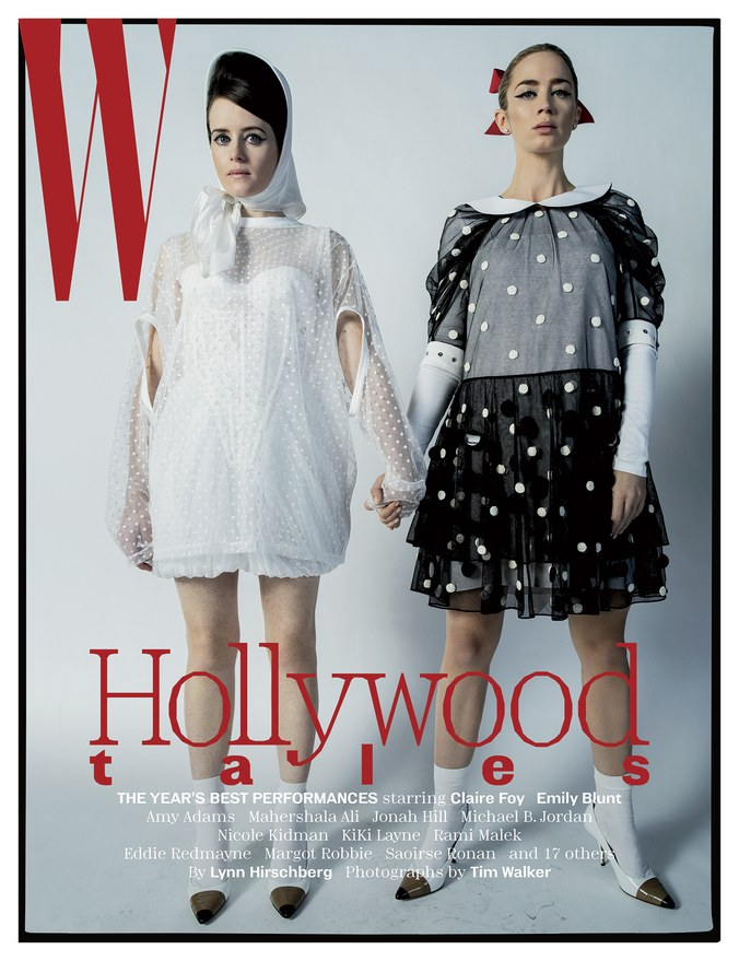 Emily Blunt in W Magazine Best Performances