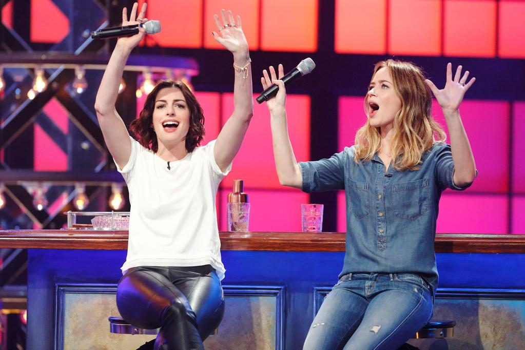 Emily vs. Anne's Lip Sync Battle Airs Tonight!