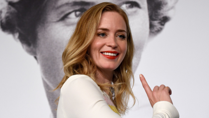 Emily Blunt Criticizes Cannes For Banning Flats on the Red Carpet