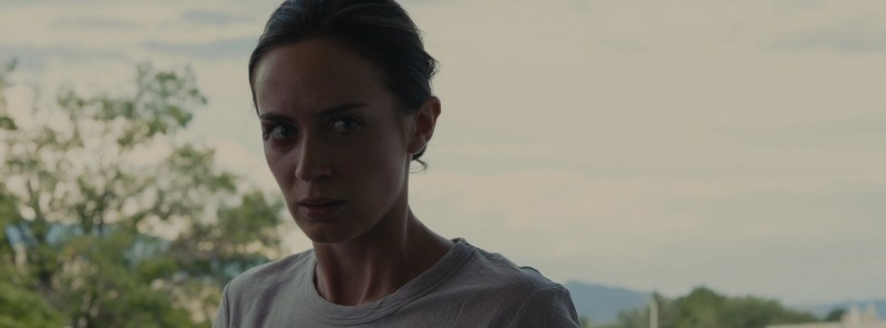 Sicario – Blu-ray Screen Captures
