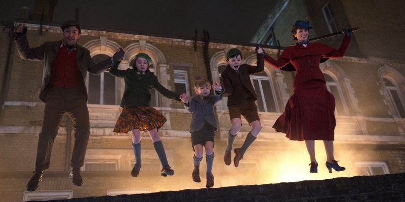 """Mary Poppins Returns"" Promotional Images added"