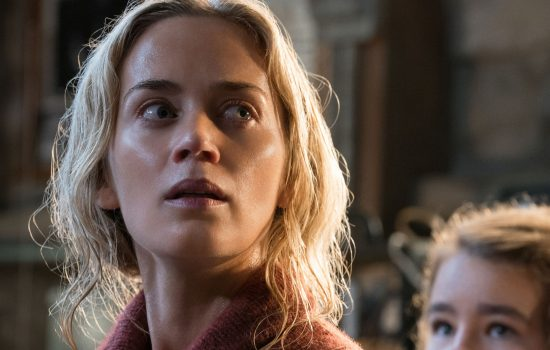 A Quiet Place – New Production Stills & Behind the Scenes Images