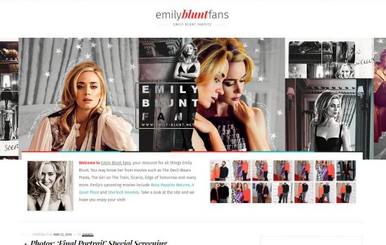 Emily-Blunt.net New Themes