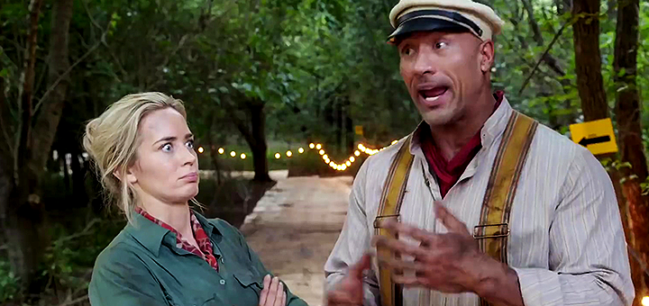 Emily Blunt and Dwayne Johnson Announce Start of Disney's 'Jungle Cruise' Production