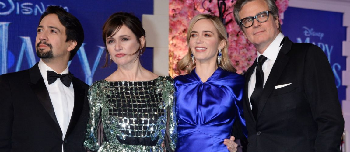 Mary Poppins Returns London Premiere Photos