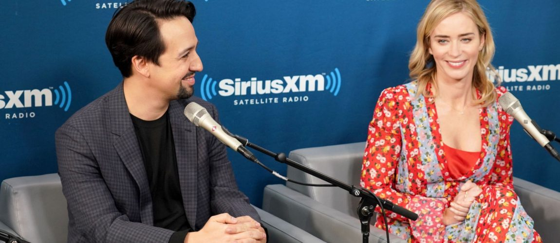 SiriusXM Town Hall with the Cast of Mary Poppins Returns Photos