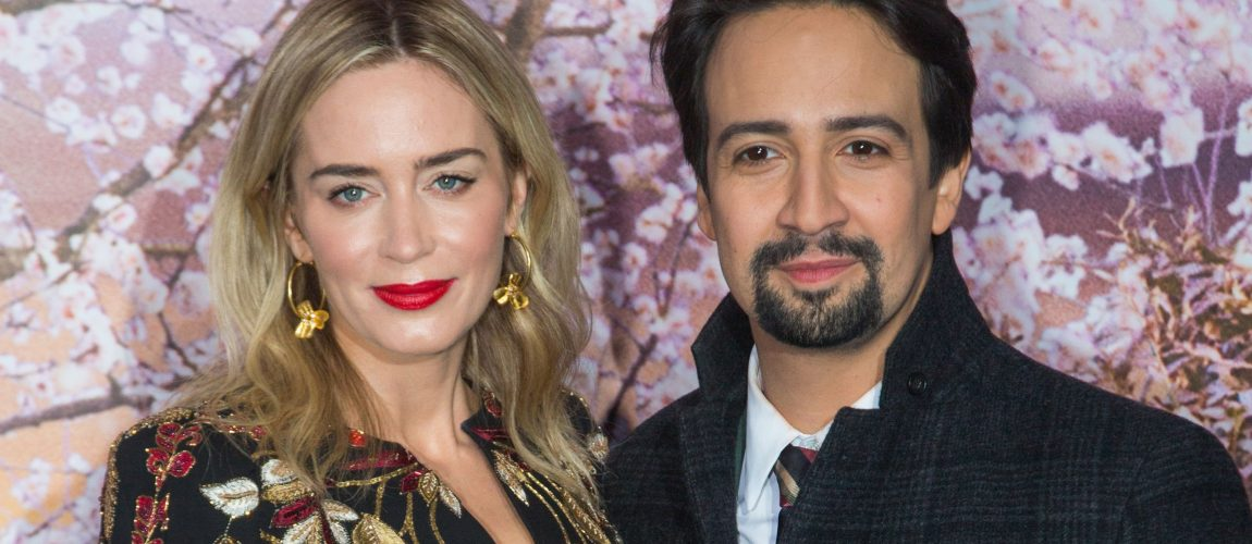Mary Poppins Returns Paris Gala Premiere Photos