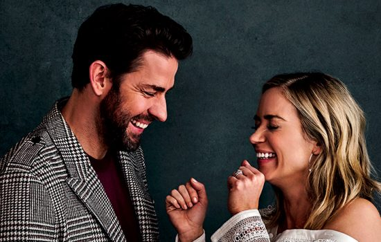 John Krasinski & Emily Blunt Reflect On 'A Quiet Place' And The New Perspective Of Its Sequel