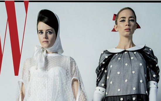 Emily Blunt is featured on W Magazine Best Performances