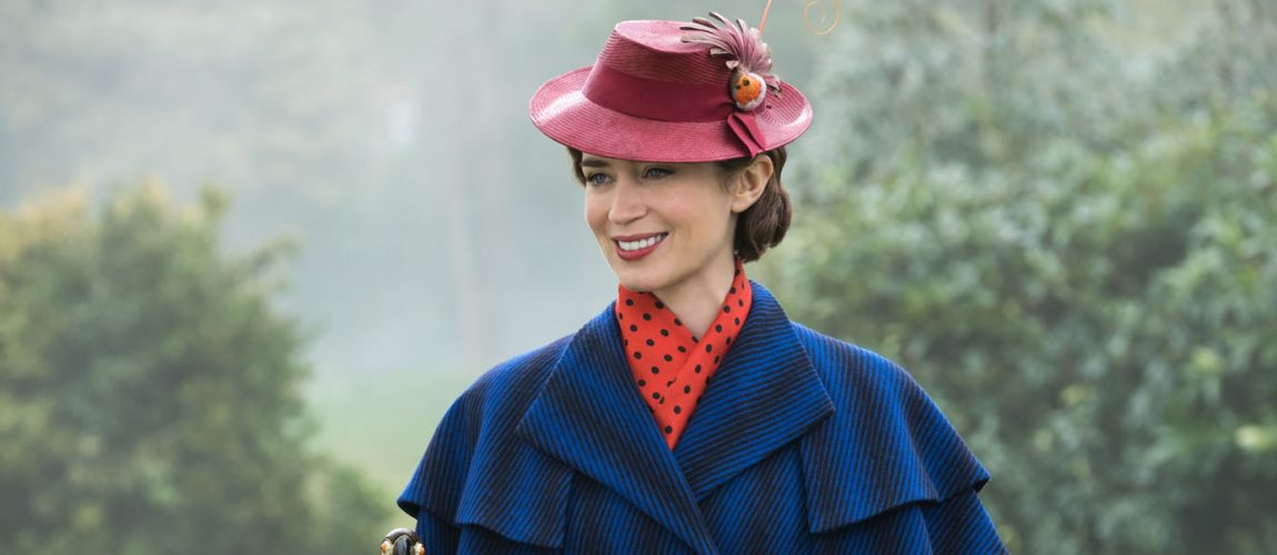 "Emily Blunt Reveals Why 'Mary Poppins Returns' Director Rob Marshall Is the ""Sweet Assassin"" (Interview)"